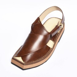 Handmade Kaptaan Chappal With Light Weight
