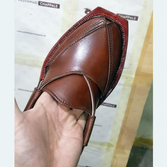Handmade Norozi Chappal With Leather Sole