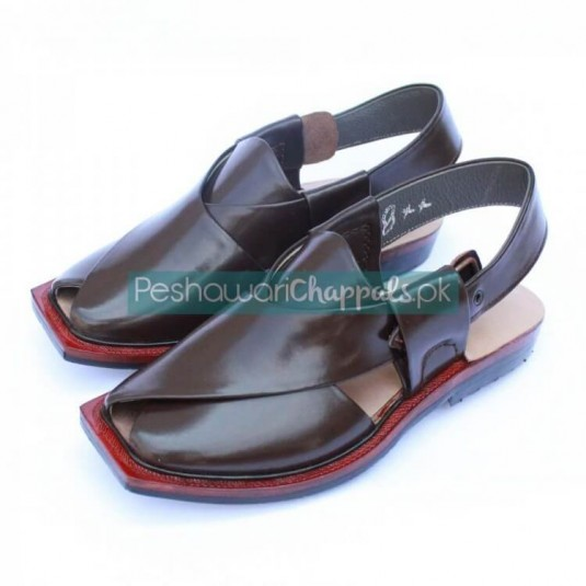 Traditional and Luxurious Hand Stitched Quetta Norozi Chappal